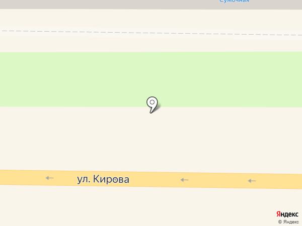 ПАНДА на карте Смоленска
