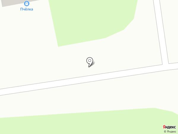 Ванильный берег на карте Смоленска