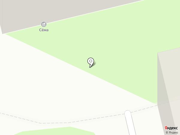 Центр технической экспертизы на карте Смоленска