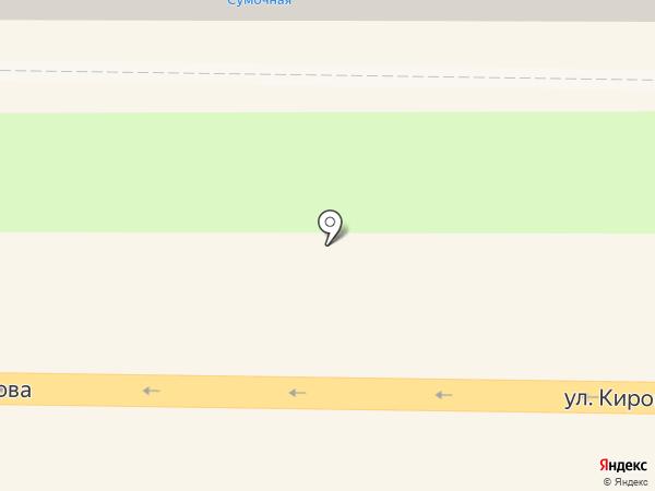 Тати-Консалт на карте Смоленска
