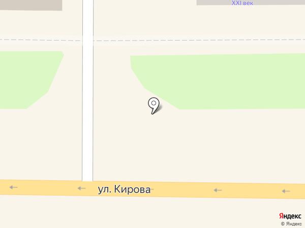 Магазин горячей выпечки на карте Смоленска