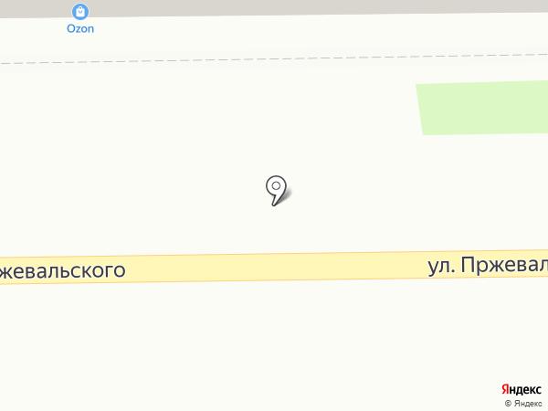 Краген на карте Смоленска