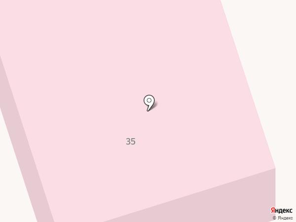 Военная поликлиника на карте Смоленска