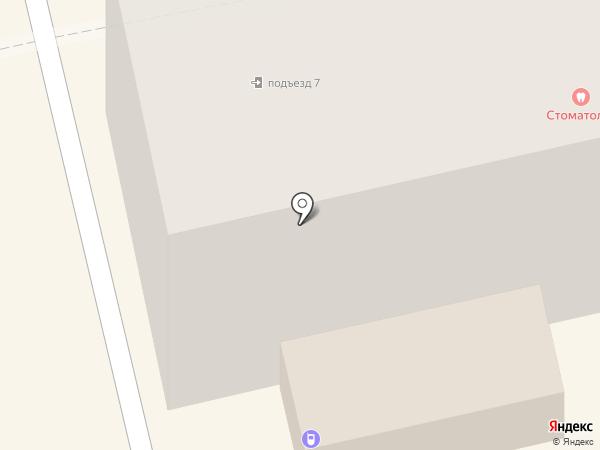 Бренд-Плюс на карте Смоленска