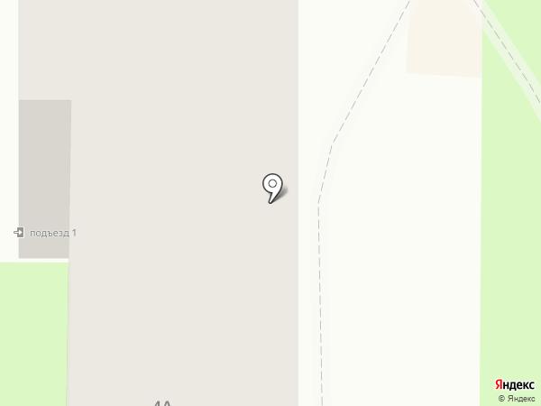 ALLURE на карте Смоленска