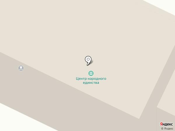 Экспертно-криминалистический центр УВД Смоленской области, ГУ на карте Смоленска