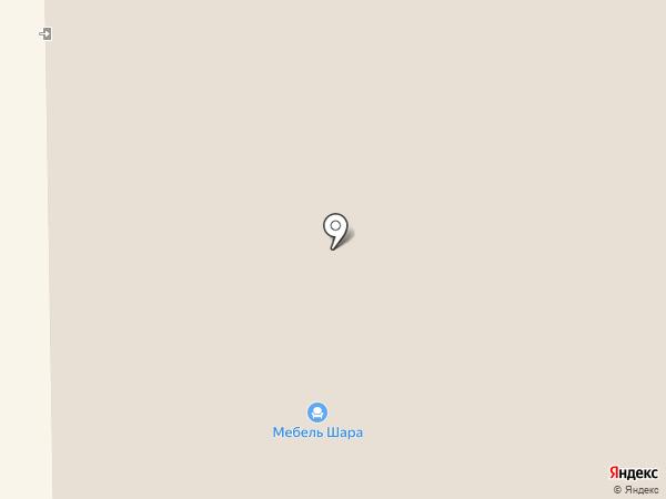 Диваныч на карте Смоленска