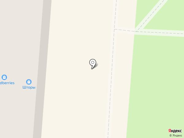 Егоза на карте Смоленска