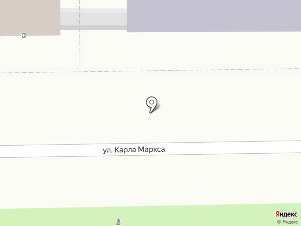 Станкосервис на карте Смоленска