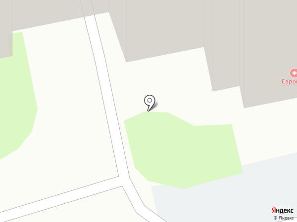 Стоматологический кабинет на карте Смоленска