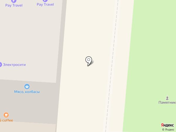 ШагайКА на карте Смоленска
