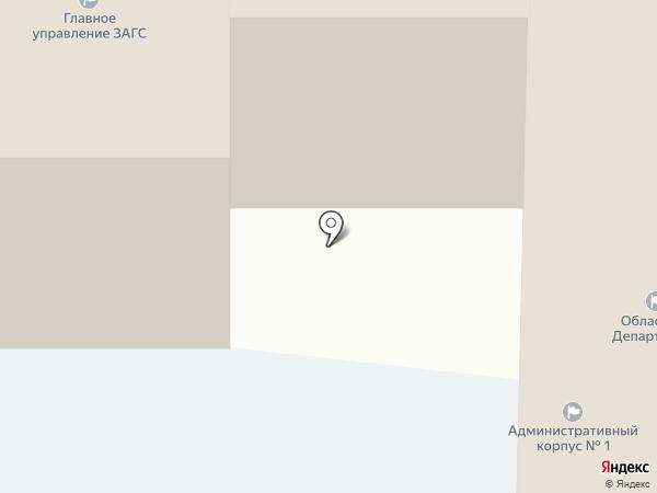 Край Смоленский на карте Смоленска