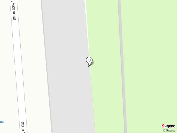 Типтоп на карте Смоленска