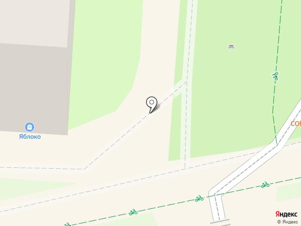 Времена Года на карте Смоленска