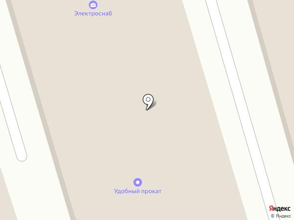 КУБ на карте Смоленска