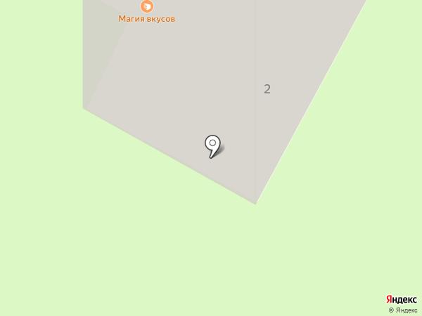 Сеть мастерских на карте Смоленска