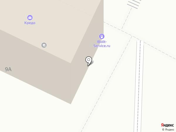 Смоленская городская коллегия адвокатов №14 на карте Смоленска