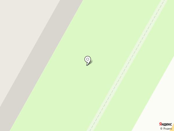 Нотариус Засимова И.Г. на карте Смоленска
