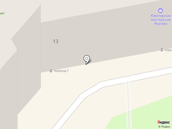 LAUMA на карте Смоленска