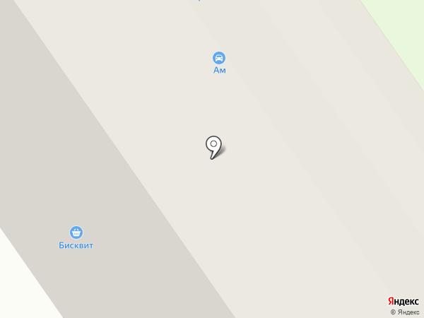 Заводской бар на карте Смоленска