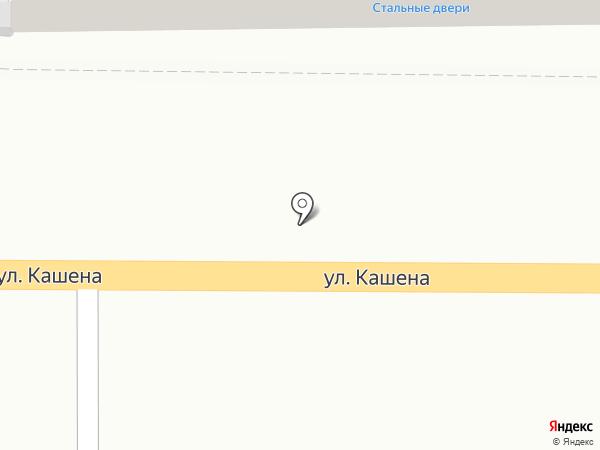 Мастерская по изготовлению ключей на карте Смоленска