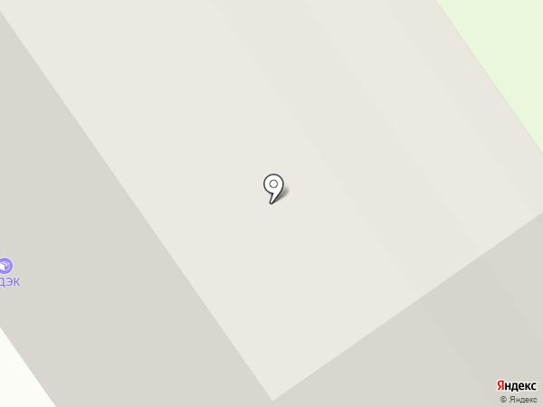 Дядя Ваня на карте Смоленска