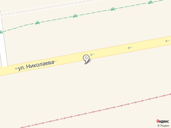 Киоск по продаже блинов на карте Смоленска