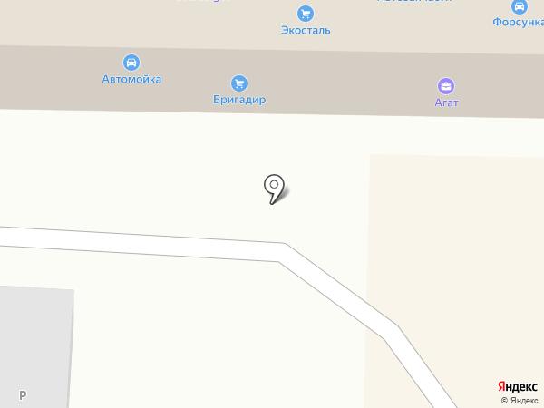 Автомастерская по ремонту маршрутных автобусов на карте Смоленска