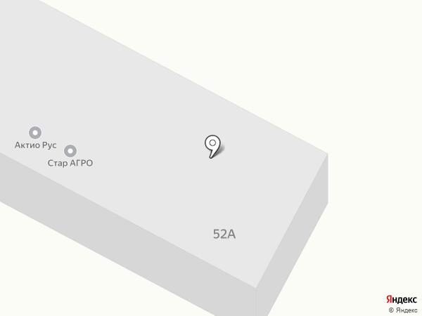 Стар агро на карте Смоленска