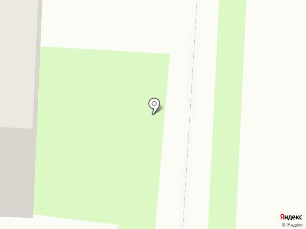 Студия наращивания ресниц на карте Смоленска