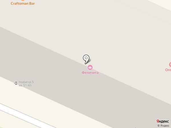 Феникс-Смоленск на карте Смоленска