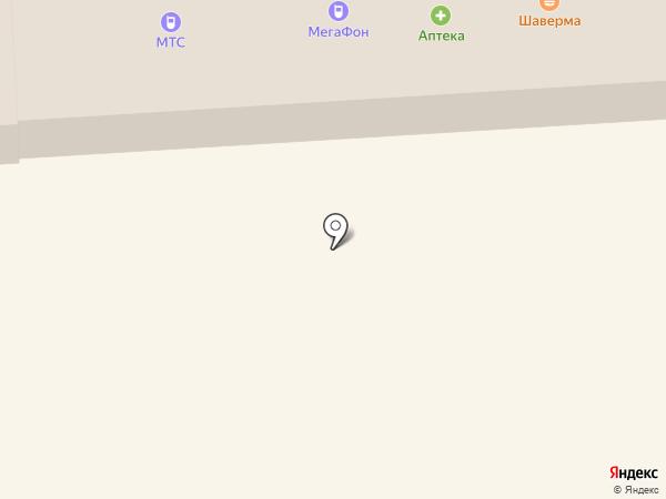 BK на карте Смоленска