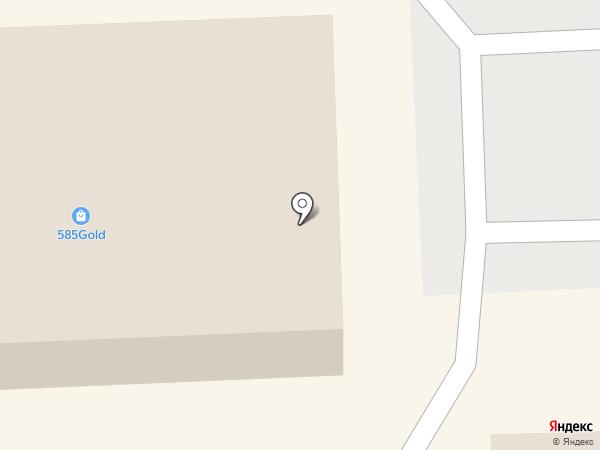 585 GOLD на карте Смоленска