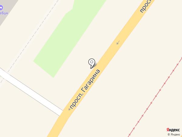 ТОКИО суши & роллы на карте Смоленска