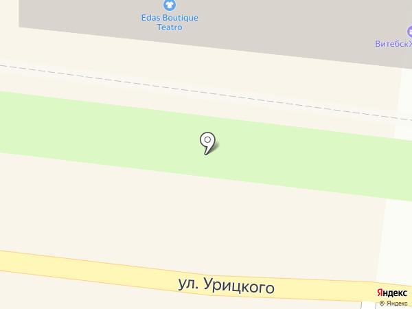 СТРАЖ на карте Смоленска