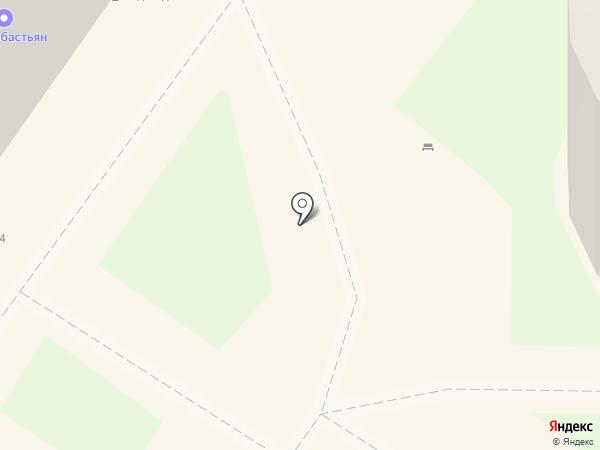 Паритет на карте Смоленска