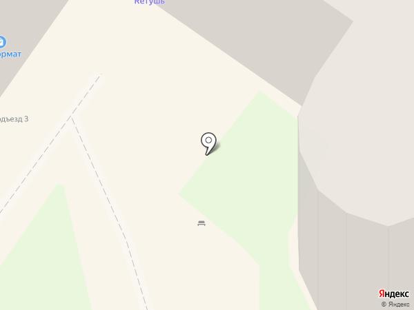 Фыр-фыр на карте Смоленска
