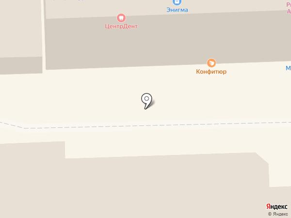 Боченок на карте Смоленска
