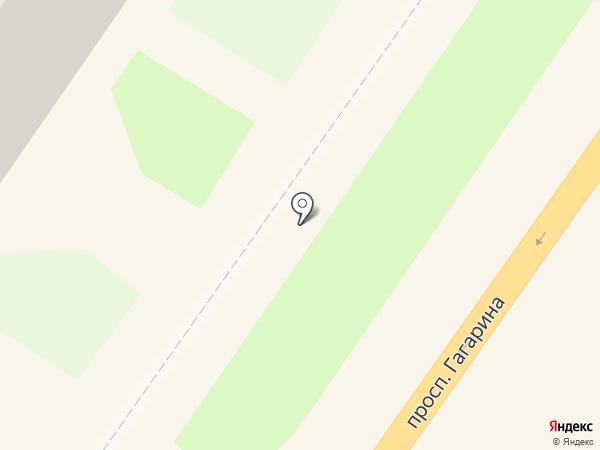Банкомат, Банк Югра, ПАО на карте Смоленска