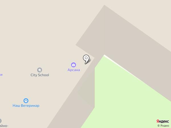 Смоленская областная организация Общероссийского профсоюза работников потребительской кооперации и предпринимательства на карте Смоленска