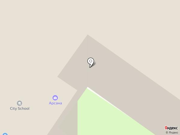 МегаБук на карте Смоленска