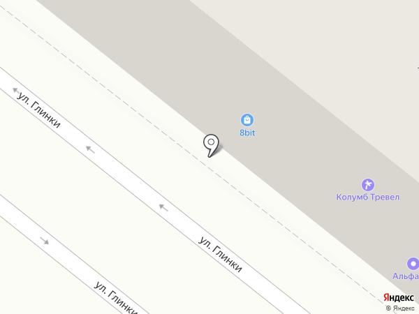 Высота на карте Смоленска