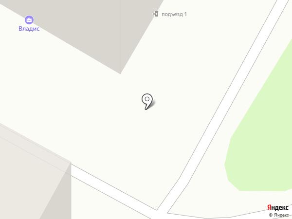 ЖилСервис на карте Смоленска