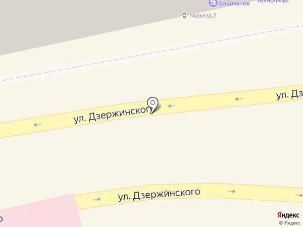 Эконом на карте Смоленска