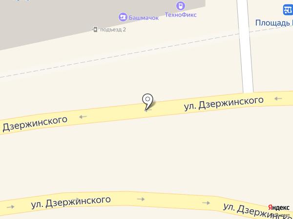 ТехноFix на карте Смоленска