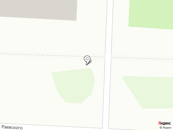Партенит на карте Смоленска