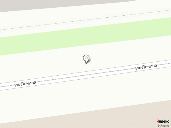 Аптека на Ленина на карте Смоленска