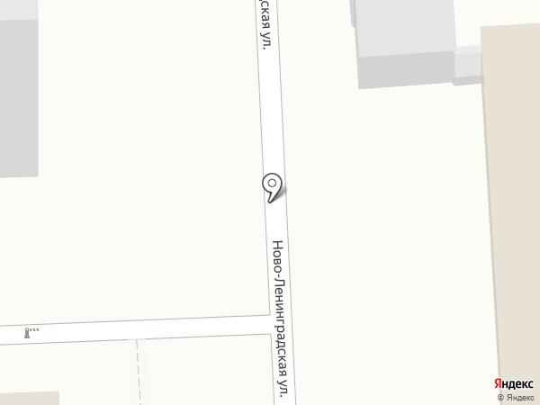 Домашняя аптечка на карте Смоленска
