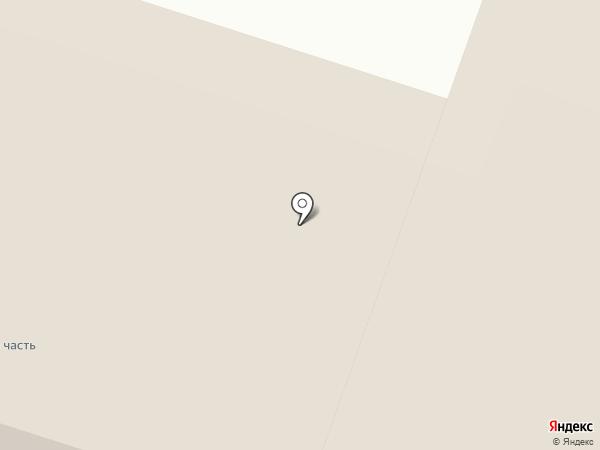Пожарная часть №9 по охране Авиационного завода на карте Смоленска