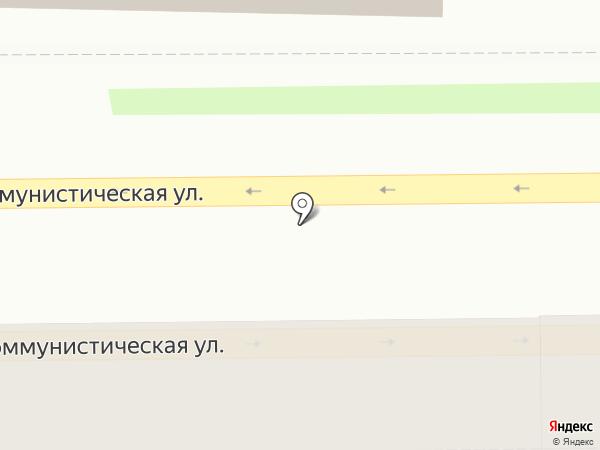 Прокуратура Заднепровского района на карте Смоленска